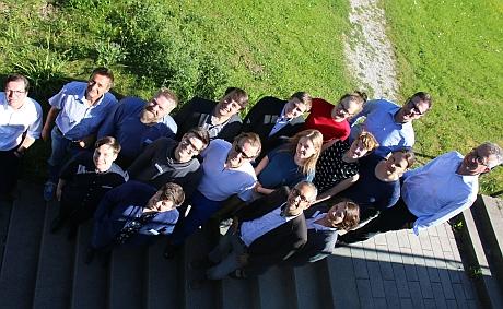 In der Akademie für pol. Bildung in Tutzing